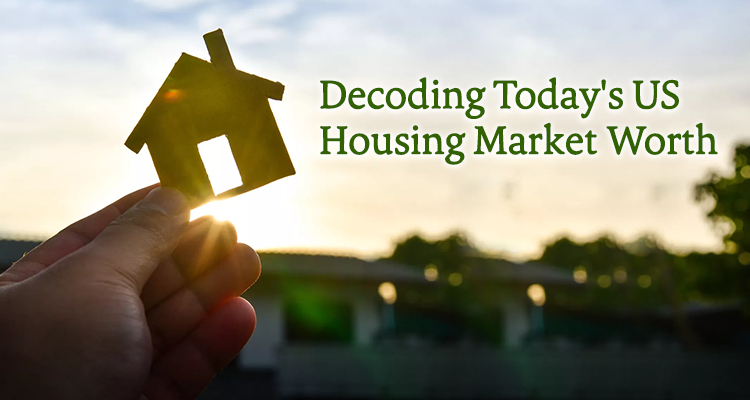 Combined Worth of Housing Stock in the US Smashed Previous Records - INFOGRAPHIC